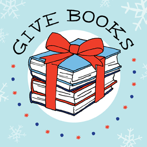 Give books as a present