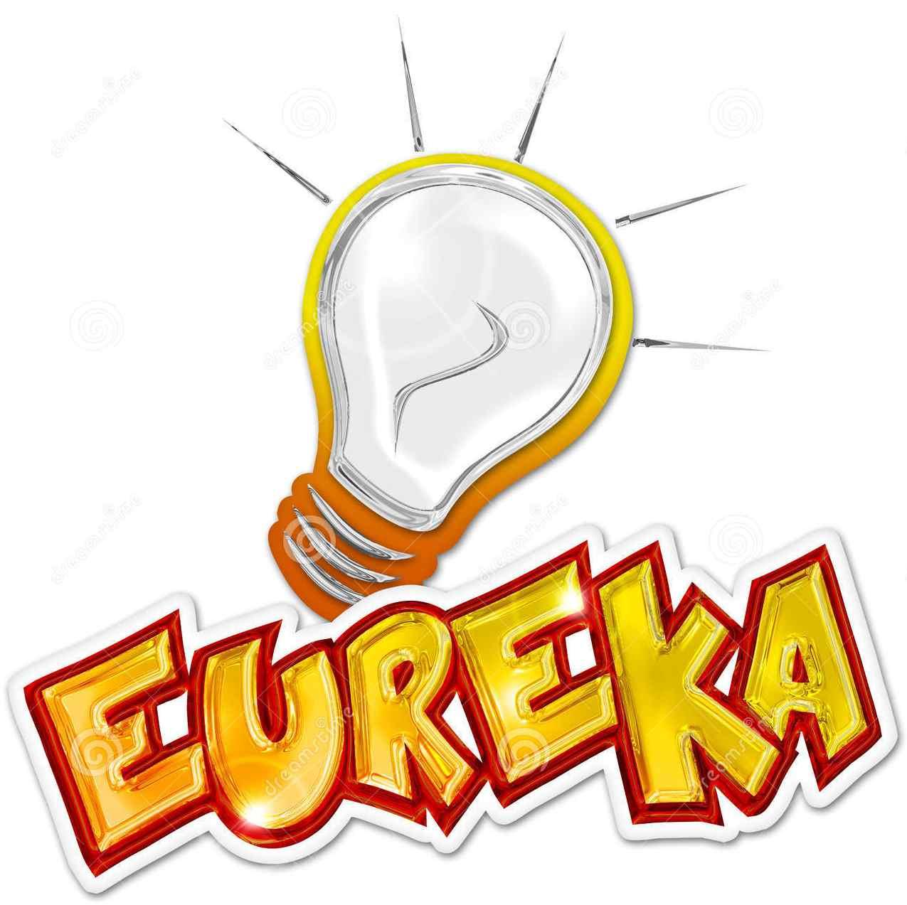 A eureka moment