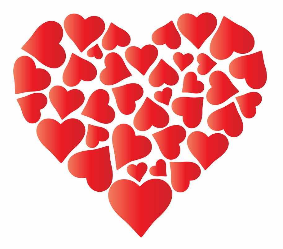 A heart of hearts