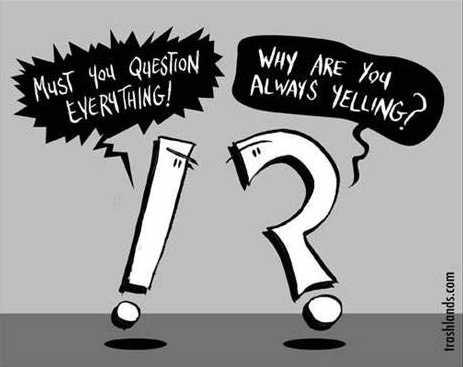 Stupid Questions.....